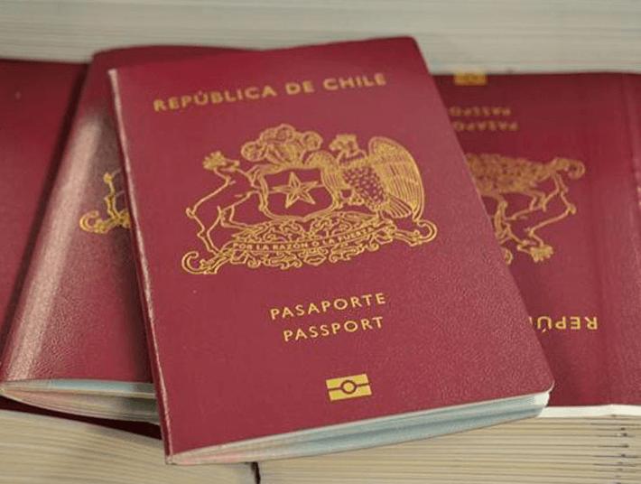 Получение паспорта гражданина Чили