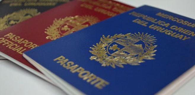 Паспорт гражданина Уругвая