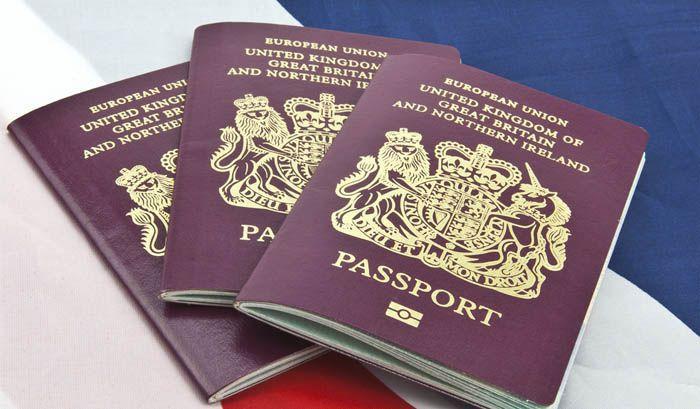ПМЖ и гражданство Англии