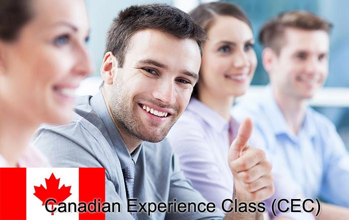 Программа для эмиграции Canadian Experience Class