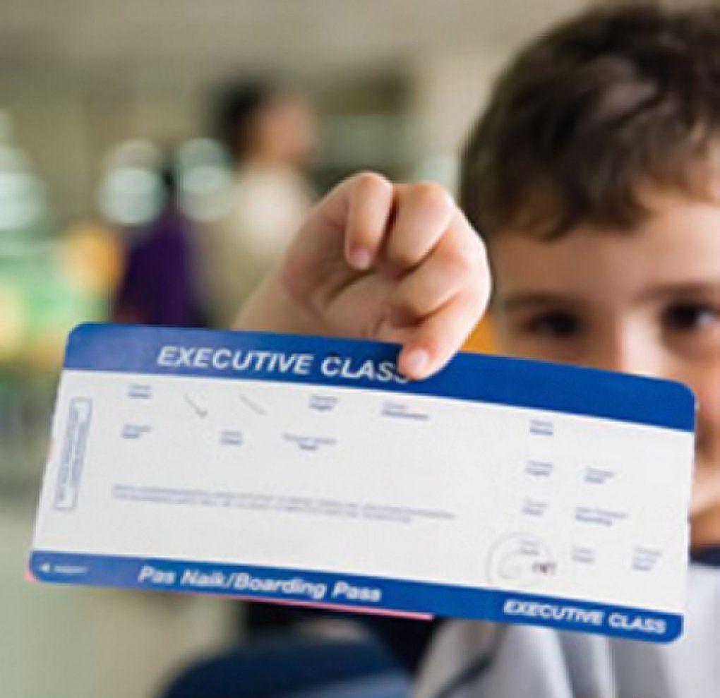 Анкета для ребенка на визу в Испанию