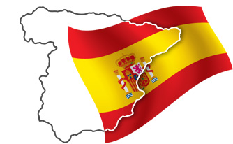 Пересечение границ Испании