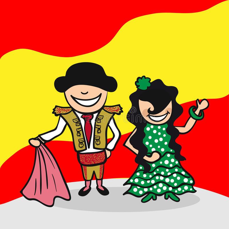 Как получить приглашение от испанца
