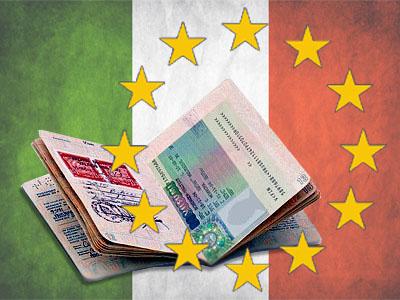 Самостоятельное оформление визы в Италию
