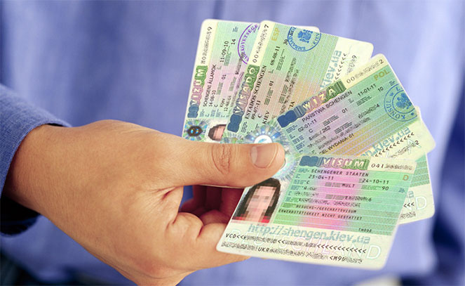 Типы шенгенских виз в Испанию