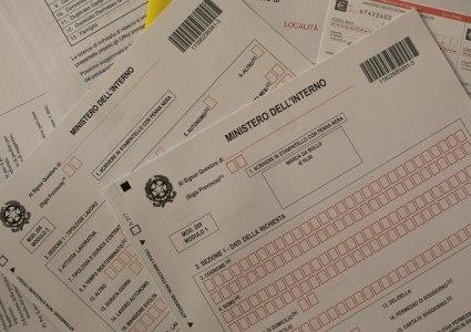 типы въездных разрешений в Италию