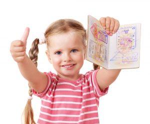 Как оформить визу на ребенка в Грецию