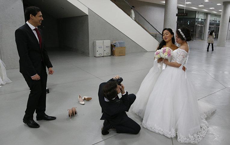 Брак в Южной Корее