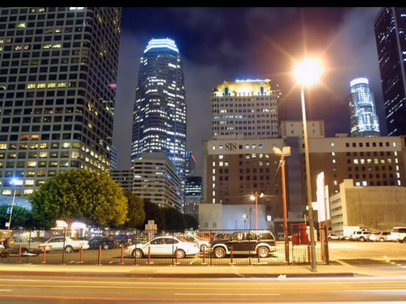 Эмиграция в Америку. Лос- Анджелес