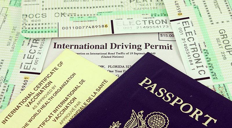 Оформить страховку для поездки в Европу