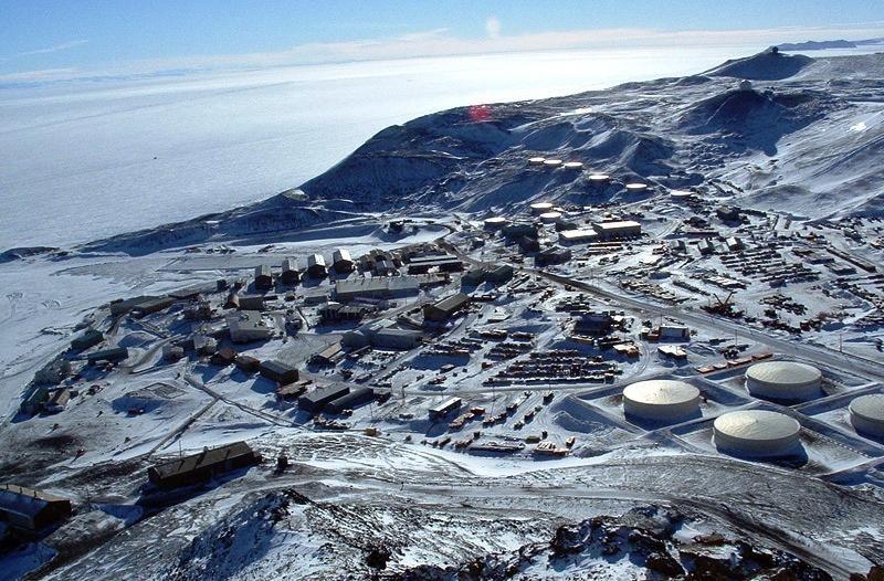 Как поселиться в Антарктиде