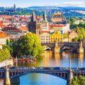Оформить визу для поездки в Чехию