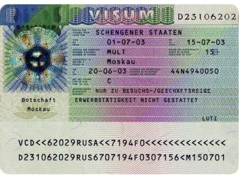 Как быстро открыть шенгенскую визу
