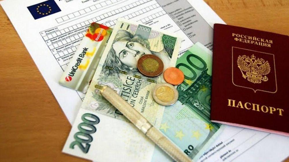 Какая стоимость чешской визы