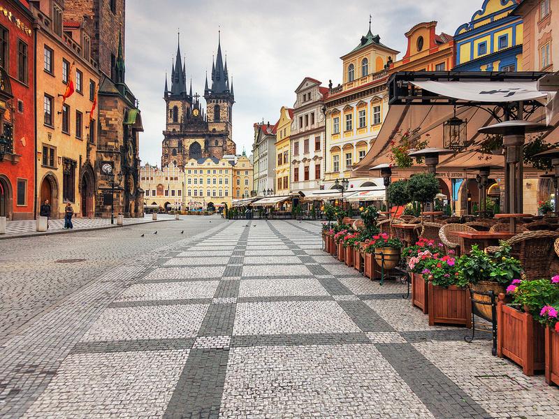 Как оформит рабочую визу в Чехию