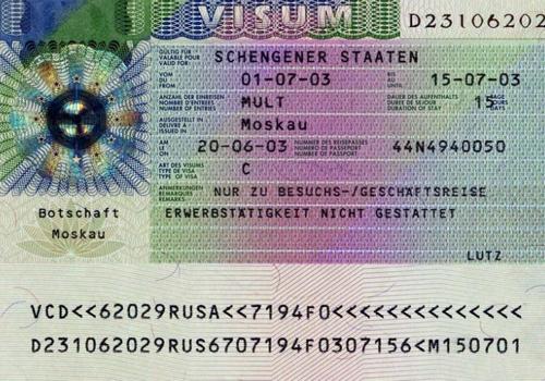 Какие бывают виды виз в германию