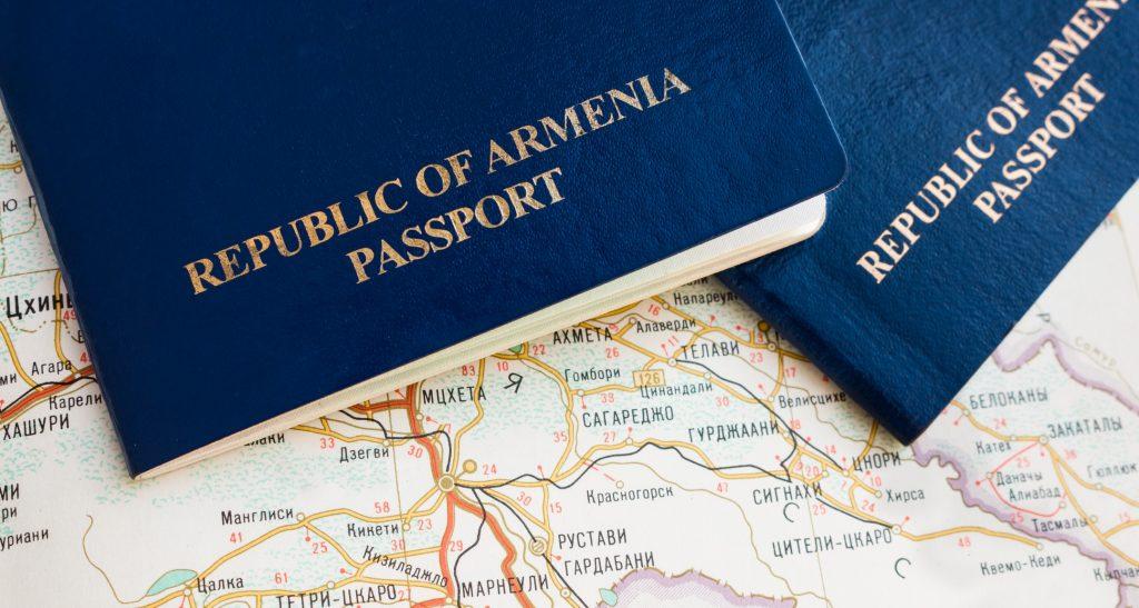 Двойное гражданство в Армении для россиян