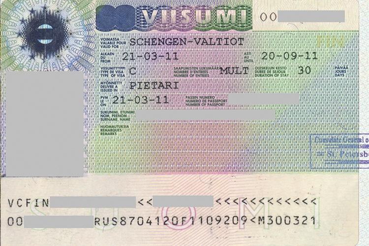 Открываем рабочую визу в Финляндию