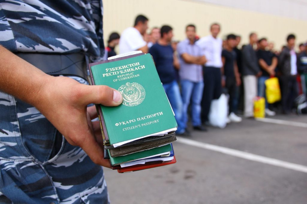 Получить двойное гражданство с Узбекистаном в России