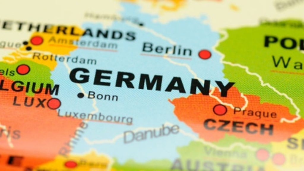 виза в германию