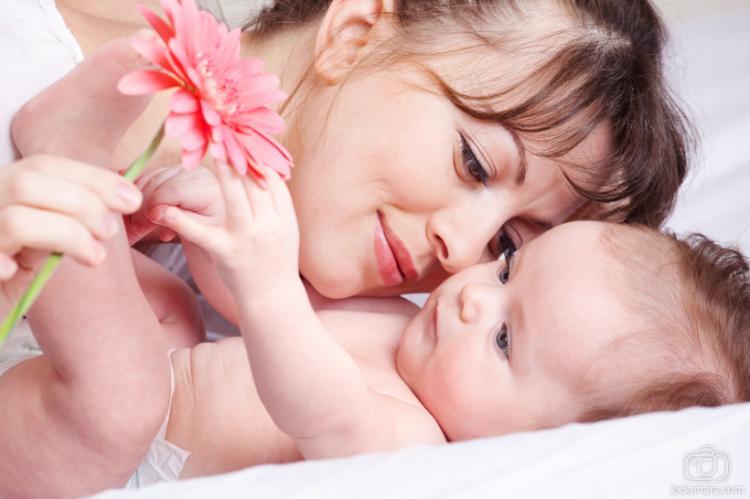 новорожденный в Италии