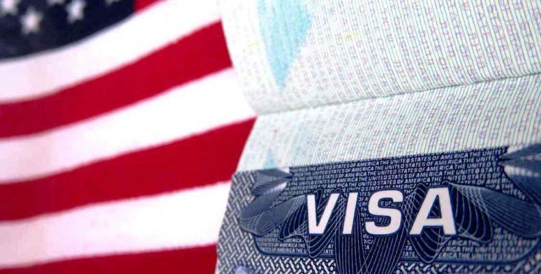 Как узнать статус американской визы