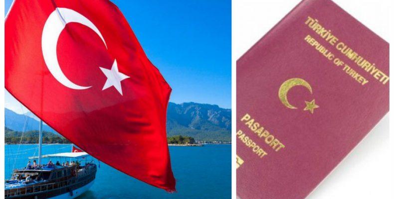 Временное и постоянное место жительства в Турции