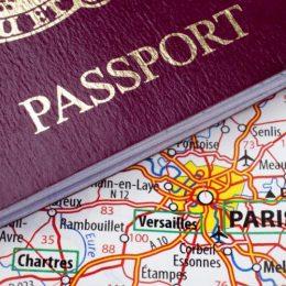 Консульский сбор за визу во Францию