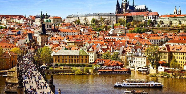 Как открывается рабочая виза в Чехию