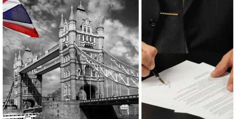 Как правильно сделать спонсорское письмо для Британской визы