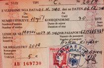 Порядок получения визы в Албанию для россиян