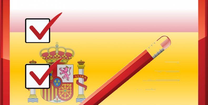 Заполнение заявления на визу в Испанию
