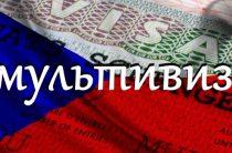 На сколько дают чешскую мультивизувизу