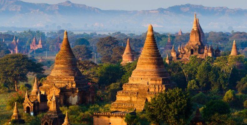 Оформление визы в Мьянму