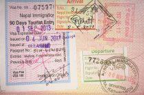 Как сделать Непальскую визу?