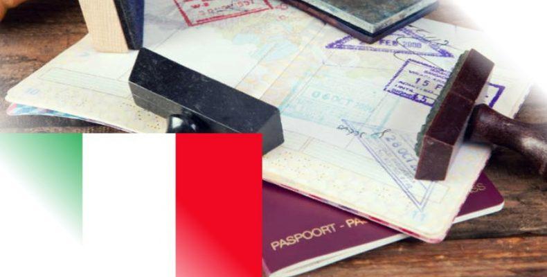 Стоимость оформления визы в Италию